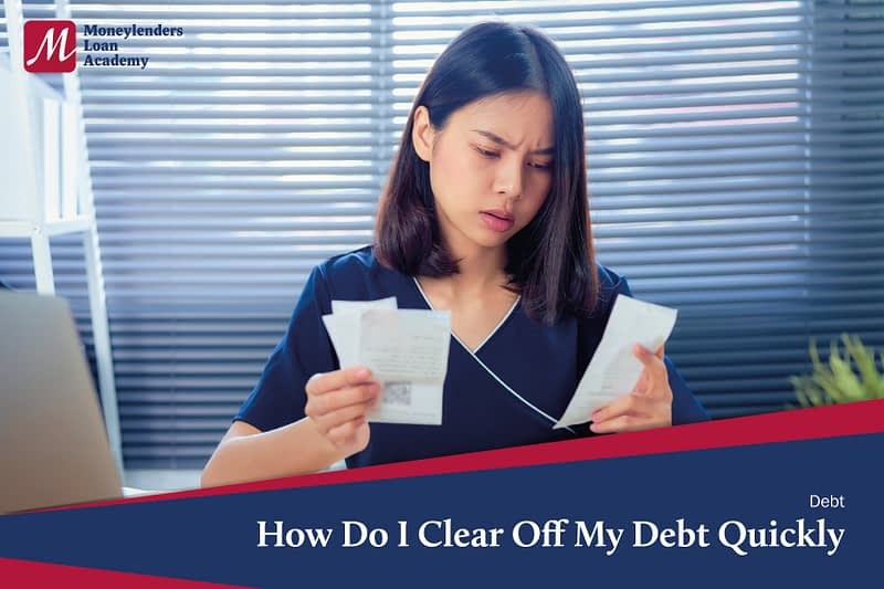 How Do I Clear Off My Debt Quickly MLA